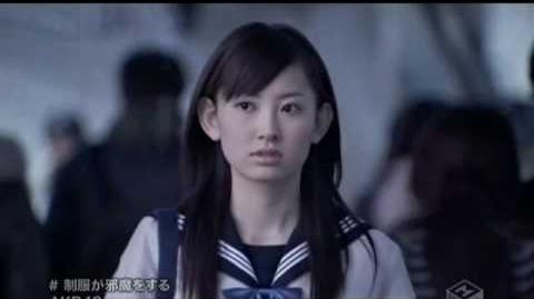 AKB48 - Seifuku ga Jama wo Suru (English Subs)