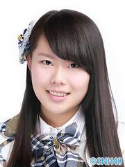 SNH48 Sun JingYi 2015