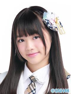 SNH48 Zhang Jin 2015