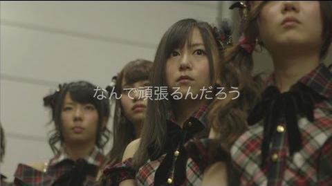 特報 4 DOCUMENTARY OF AKB48 NO FLOWER WITHOUT RAIN AKB48 公式
