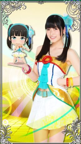 SKE48 Yamada Mizuho Card
