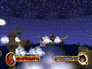 Aladdin Vs The Evil Sultan.