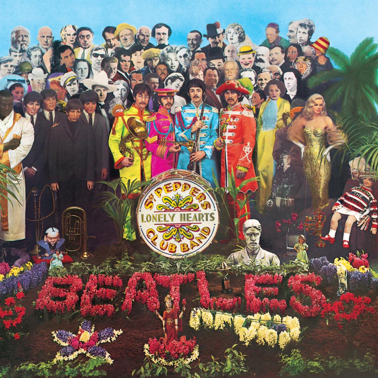 Sgt Pepper S Lonely Hearts Club Band Album Covers Wiki