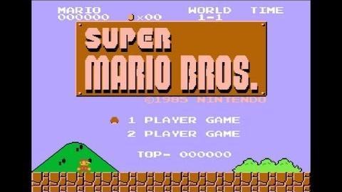 Misc. Monday - Super Mario Bros!