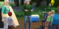 The Duggarts (Sims 4)