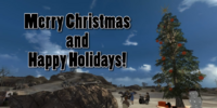 Fallout New Vegas Christmas
