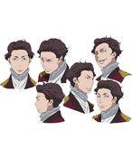 Saazbaum-heads
