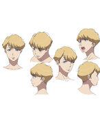 Klancain-heads