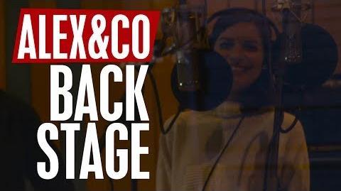 Alex & Co. - Backstage 3