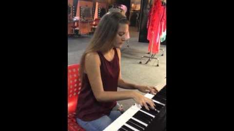 Alex & Co - Carola Campagna sings Music speaks