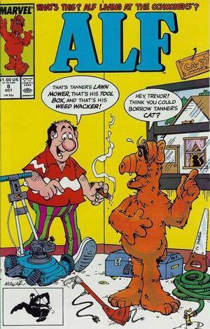 ALF Comic 8