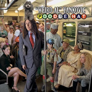 Weird Al Yankovic-Poodle Hat