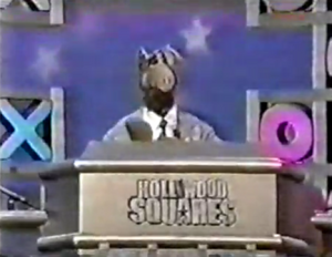 Hollywood Squares-guest host