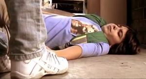Chuck - Morgan Grimes wearing ALF shirt in a flashback