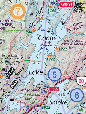 File:Canoe Lake.jpg