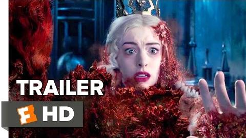Alice Through the Looking Glass Official Trailer 2 (2016) - Mia Wasikowska, Johnny Depp Movie HD