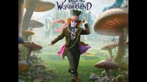 Alice in Wonderland Soundtrack-Alice and Bayard's Journey
