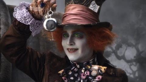 Johnny Depp To Return In ALICE IN WONDERLAND 2?