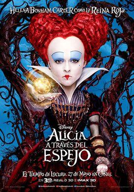 Alicia en el pa s de las maravillas wiki fandom powered for Espejo q aparece en una pelicula