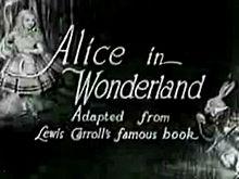 AliceInWonderland1915