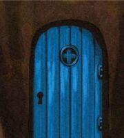 Small door