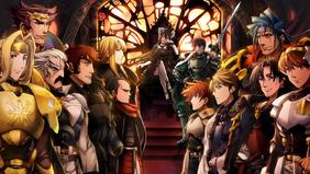 Milacle Twelve Knights