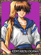 Kentarou - Kichikuou Portrait