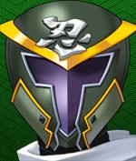 Sengoku Rance - Ninja Five - Green