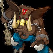 Elephant-Bambara-Galzoo