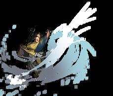Yoshikage-Battle
