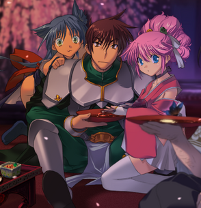Rance,Suzume-and-Sill