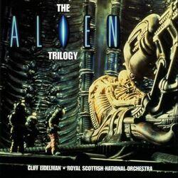 The Alien Trilogy album