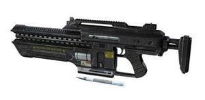 SHARP rifle