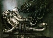 Giger Space Jockey