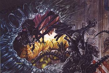 Xenomorph comics