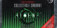 Alien 3 Collectible CardArt