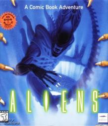 Alienscomicadventure