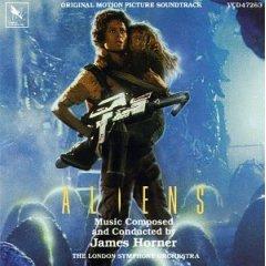 Aliens score