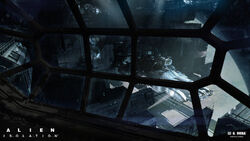 Alien isolation concept art 01 by bradwright-d799qai