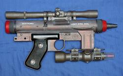 Nostromo laser pistol