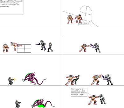 Predatorial Halo episode 8