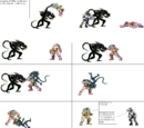 Predatorial Halo comics 2