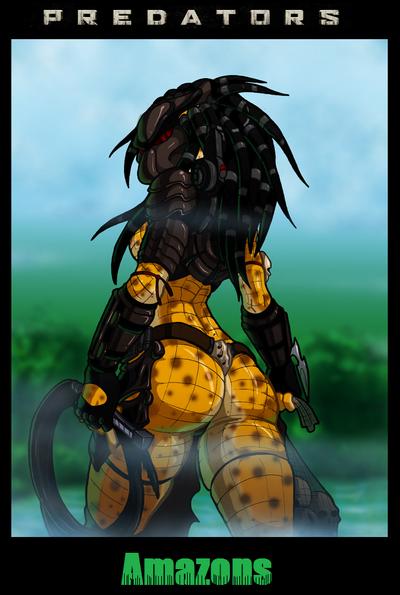 Predators - Amazons