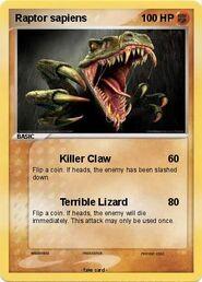 Raptor Card