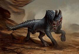Godzilla 2014 monster possibleconcept