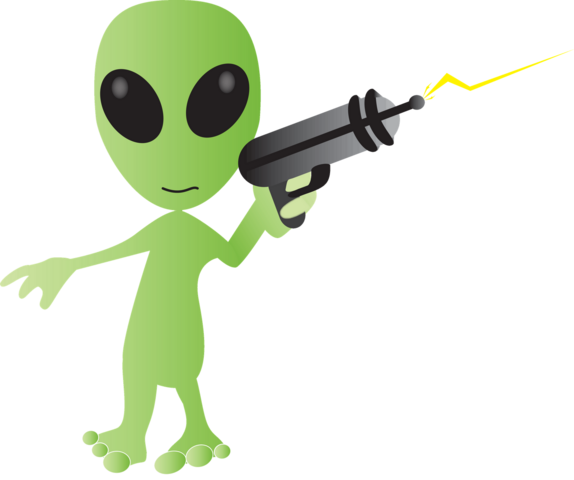 File:Alien With Ray Gun.png