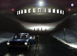 Hill UFO
