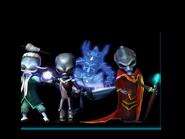 POTF Characters