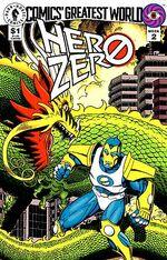 Hero Zero battles the Mesa Monster