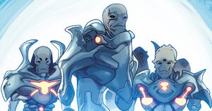 The Beyonders Marvel